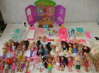 Kelly Chelsea Doll Lot Barbie's Little Sister Dolls Lot