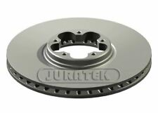 JURATEK FRONT BRAKE DISC FOR FORD TRANSIT 2.0 DI 1998CCM 100HP 74KW (DIESEL)