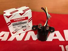 Yanmar 128990-77550 Parts 12V Starter Magnetic Relay Genuine OEM