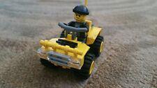 LEGO City ATV Race Team - Yellow
