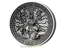 10 $ Dollar Norse Gods - Odin Ultra High Relief Cook Islands 1 oz Silber 2015