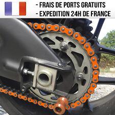 Sticker de chaine moto - Orange KTM