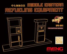 Meng 1/35 Middle Eastern Refueling Equipment # SPS-041