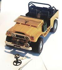 Toyota Land Cruiser FJ Bausatzmodell 1:24 gebaut