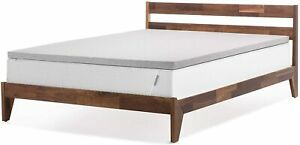 """Tuft & Needle Full Size 2"""" Breathable, Supportive Adaptive Foam Mattress Topper"""