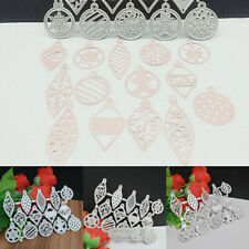 Christmas Metal Cutting Dies DIY Scrapbooking Paper Card Embossing Stencil Mold