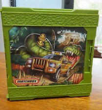 Matchbox Jungle Adventure Pop Up Playset - Fold N Go- 2005 For Cars