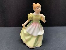 """Royal Doulton """"Young Melody"""" Figurine ~ Hn3654 ~ 4 1/4"""" Tall"""