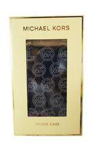 MICHAEL KORS MK Black Signature iPhone 4 Case Msrp $38.00