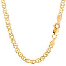 10k Yellow Gold Mariner Link Chain Bracelet, 5.1mm