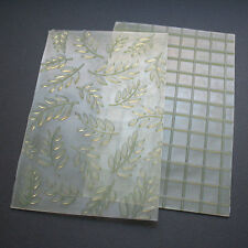 SCULPEY studio Texture Makers-FELCI & QUADRATI
