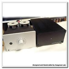 Upgrade Audiophile Linear Power Supply for Pro-Ject Tube Box DS CAS 18V DC Out