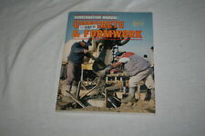 Construction Manual: Concrete & Formwork by T.W. Lowe 1973 Softcover