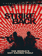 DVD: Strike Back : The Complete Third Season, Michael J. Bassett. Good Cond.: Su