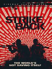 Strike Back: Third Season 3 (DVD, 2015, 3-Disc Set)