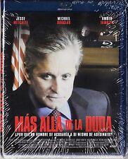 MÁS ALLÁ DE LA DUDA con Michael Douglas   BLU-RAY. Tarifa plana en envío, 5 €