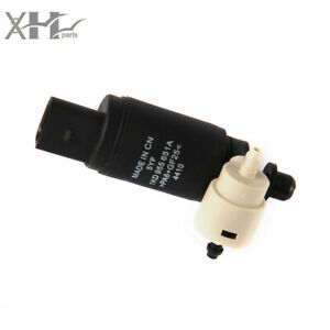 Washer Pump Without Headlight Clean 2-pin For VW Golf Passat Audi A3 S3 A4 Q3