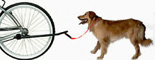 Sunlite Bicycle Dog Leash Attachment - Black/Red
