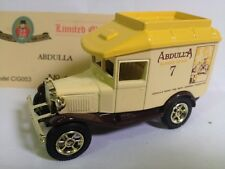 Ford Model ABDULLA NUMBER SEVEN TABACO OXFORD DIECAST