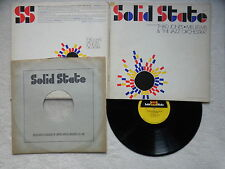 "LP THAD JONES / MEL LEWIS & JAZZ ORCHESTRA ""Same"" SOLID STATE SM 17003 USA §"