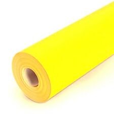 Poster Paper YELLOW  760 mm wide x 10m long Yellow