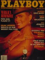 Playboy May 1990 | Margaux Hemingway Tina Bockrath      #7528