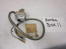 Honda NOS CB125 1976-1978   Switch Assembly, # 35130-383-670
