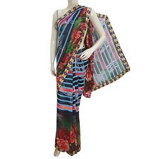 South and Central Asian Women's Sari