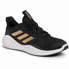 Adidas Fluidflow Women's size US 7.5 Running Walking Jogging Shoes Black EG3675