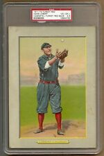 1911 T3 TURKEY RED CABINET HANS LOBERT PSA 4.5  AD BACK