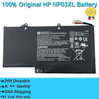Genuine NP03XL Battery For HP ENVY X360 13-A010DX 13-A110DX 15-u010dx 15-u111dx