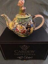 More details for disney cardew snow white dopey teapot.