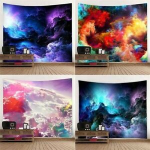 Space Hole Galaxy Landscape Tapestry Art Wall Hanging Art Home Decor Room Decor