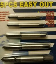 5Pc Screw Extractor Set Easy Out Drill Bits Broken Screws Bolt (5Day Special) Gs
