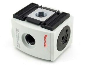 Rexroth R412007251 Neumático Distribuidor Aire Comprimido AS3-DIS-6012-NC3