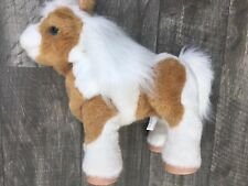 """FurReal Friends Baby Butterscotch 52194 Animatronic Pony Horse 17"""" Fur Real"""