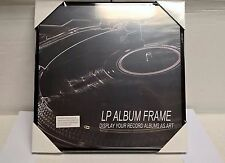 LOT OF (8) RECORD ALBUM FRAMES NEW in wrap. FREE SHIP