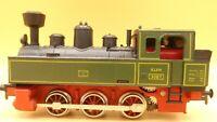 Märklin 3087 Tenderlokomotive KLVM 3087 Spur H0 gut, gebraucht erhalten