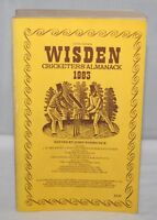 Wisden Cricketers' Almanack 1983 - Softback