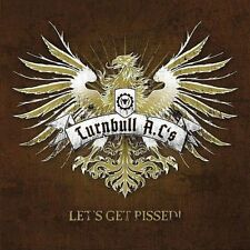 TURNBULL A.C's Let's Get Pissed! CD 2008 SPETSNAZ