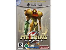 ## Metroid Prime 1 (Deutsch) Nintendo GameCube / GC Spiel - TOP ##