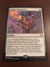 Magic the Gathering 4x GOBLIN CHARBELCHER MTG Duel Deck Goblins vs. Merfolk 4