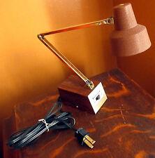 Vintage Mid Century Tensor Portable Desk Lamp High Intensity Industrial Light