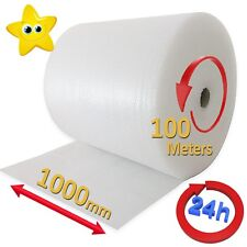 1000 Mm X 3 X 100 M Rolls of Bubble Wrap 300 Metres 24 HRS