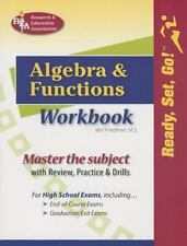 Mathematics Learning and Practice: Algebra and Functions by Mel Friedman (2008,