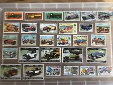 Thematic Stamps Transport