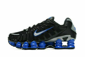 Men's NIKE Air Max SHOX TL Trainers Running Sports Sneakers Air Cushion Shoes