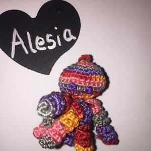 Handmade Crochet Sea Life Stuffed Animal Toy