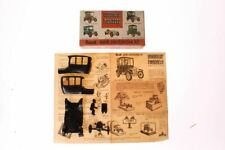 Vintage Revell 1915 Ford Model T Car Model Kit & Box