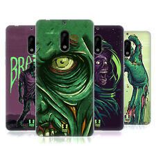 HEAD CASE DESIGNS ZOMBIES SOFT GEL CASE FOR NOKIA PHONES 1